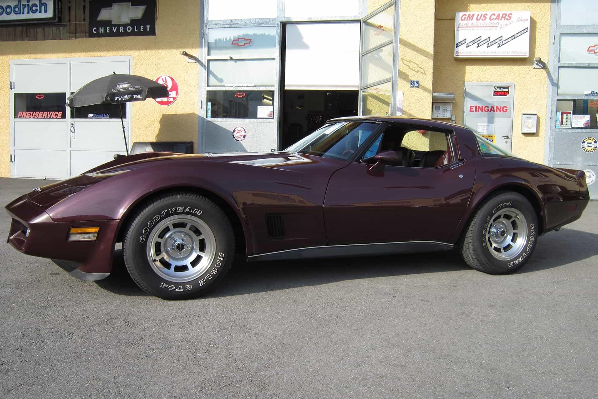 Us Car Garage Spezialist Fur Amerikanische Autos
